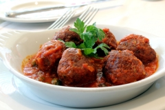 Polpettine – meatballs