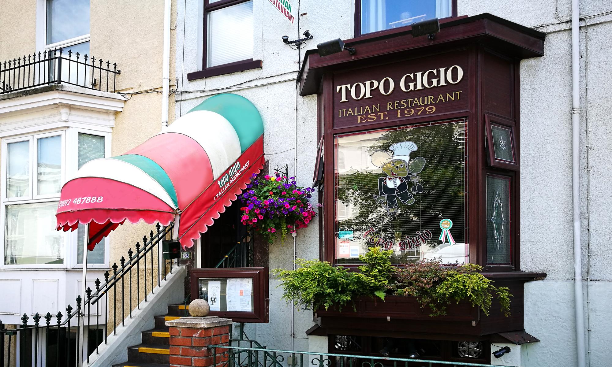 Topo Gigio, Swansea
